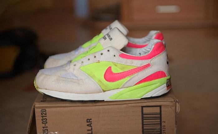 10 1990s running sneakers Nike shouldn