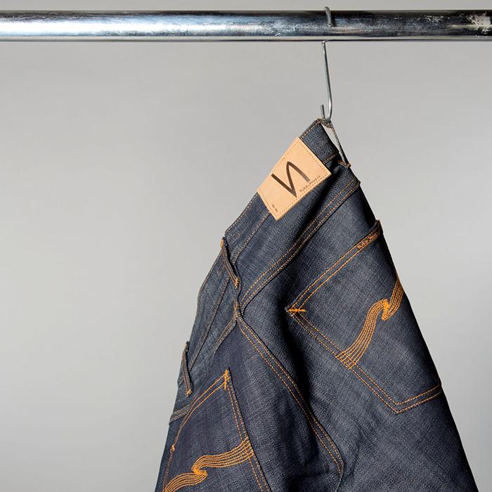 Nudie Jeans Grim Tim Organic Dry Pima Selvage 03