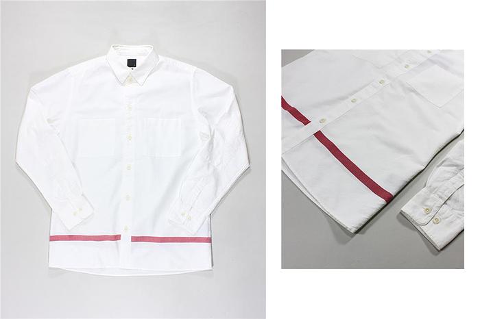 Albam Straight Hem Shirts 03