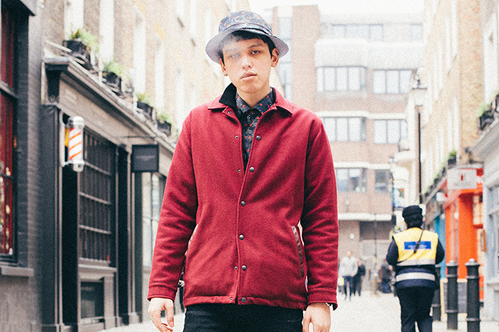 Street Style The Daily Street Supreme Comme des Garcons London Carnaby 2013 03