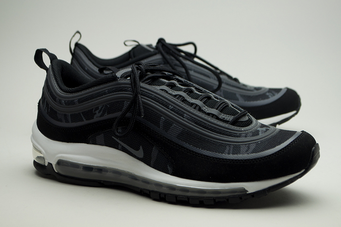 Air Max 97 Black White Cladem