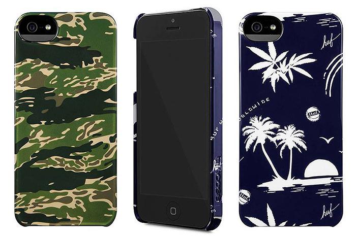 HUF Incase iPhone 5 Cases 01