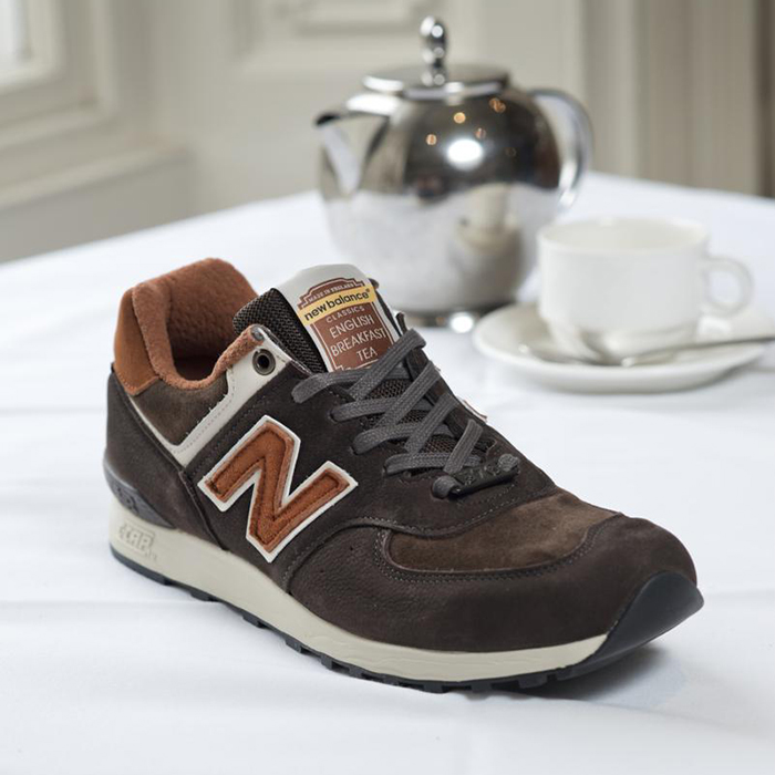 new arrival d69b9 0bdc3 New Balance 576 Made in the UK 'Tea Pack'