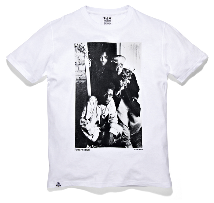 Footpatrol Classic Material Normski T-shirt Collection 03
