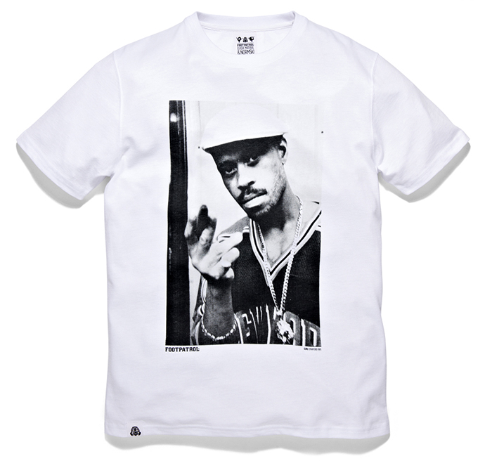 Footpatrol Classic Material Normski T-shirt Collection 05