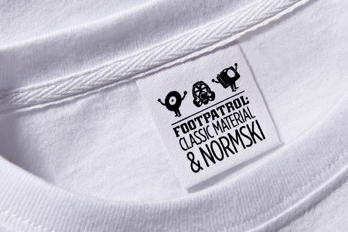 Footpatrol Classic Material Normski T-shirt Collection 11