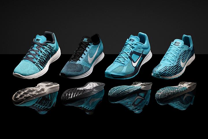 Nike Gamma Blue Marathon Pack 01