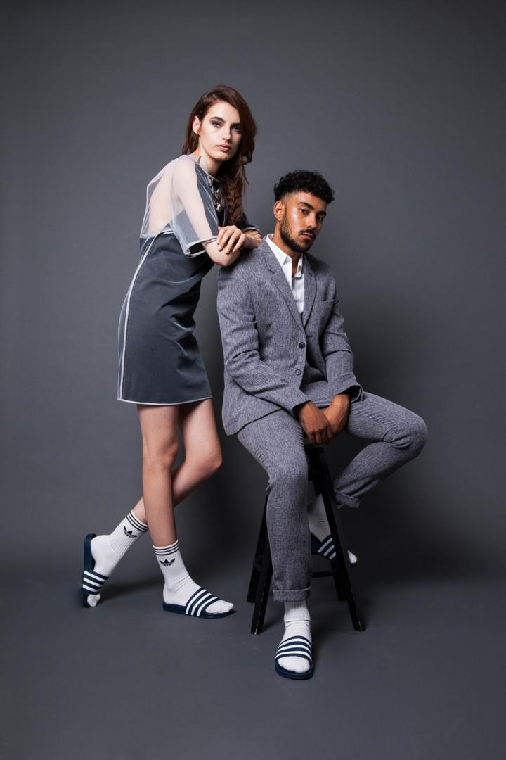 adidas Originals present SOCKSNSLIDES Lookbook 03