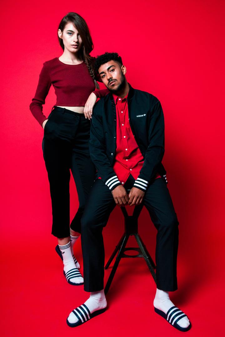 adidas Originals present SOCKSNSLIDES Lookbook 10