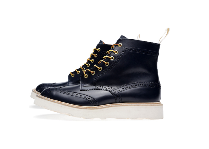 End X Tricker S Vibram Sole Stow Boot A Guide To