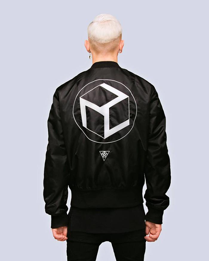 Long Clothing MA1 Jacket 003