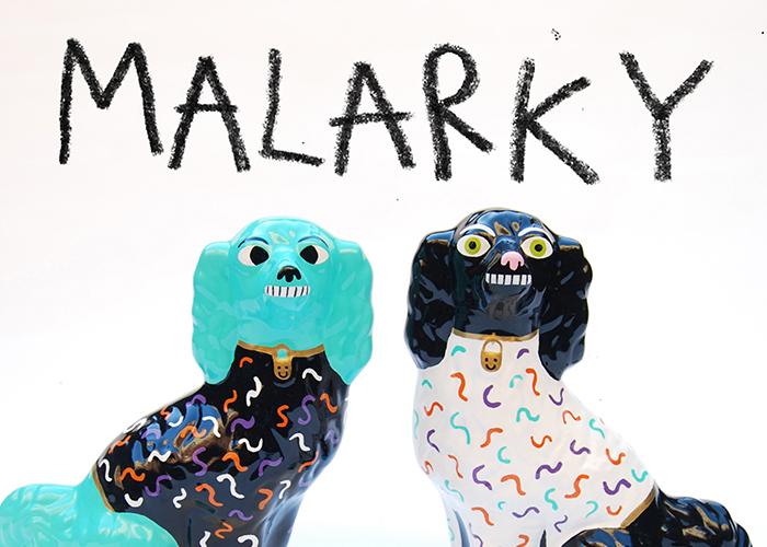 Malarky-Puppy Snatcher-Exhibition-At-Beach-London-01
