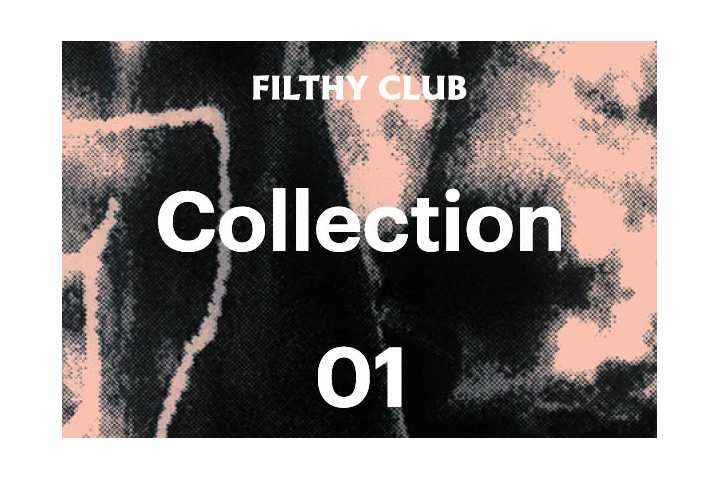 Filthy Club Collection 01 Lookbook 001