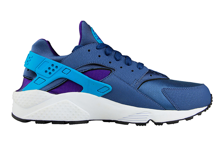 Nike Air Huarache LE New Slate Turbo Green Foot Locker UK Exclusive 001