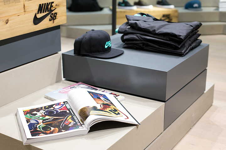 Nike SB London Store size Carnaby Street The Daily Street 001