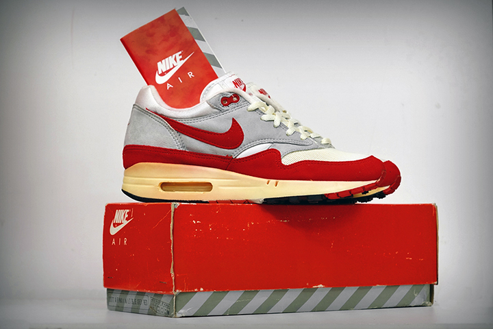 1987 Nike Air Max Box
