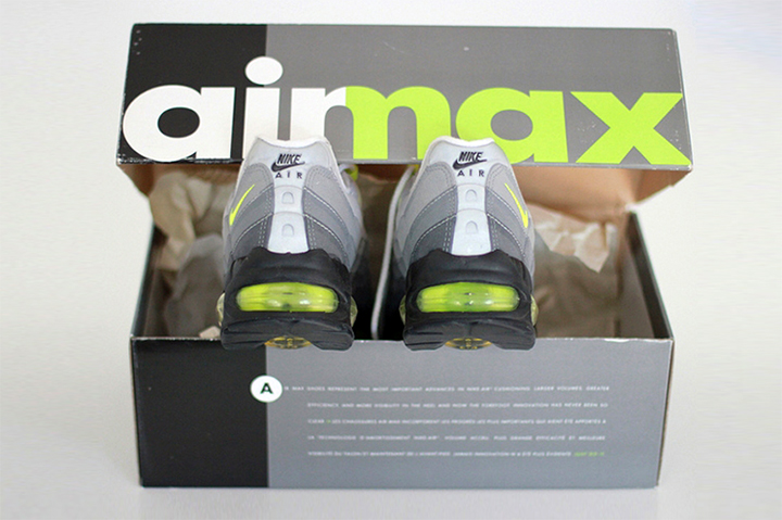 a2437582c8 The evolution of the Nike Air Max box (1987–2014)