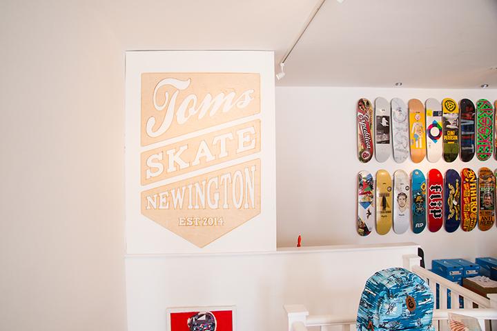 Toms Skate Shop Stoke Newington East London 008