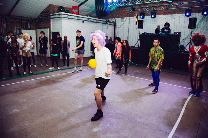 Hyponik Disco Dodgeball 2014 The Daily Street 017