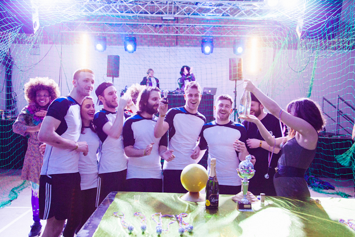 Hyponik Disco Dodgeball 2014 The Daily Street 024