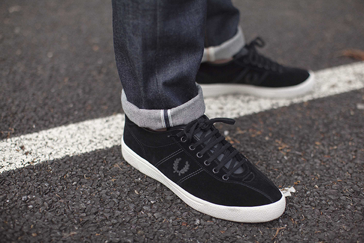 Fred Perry 1934 re-issue footwear collection Footpatrol