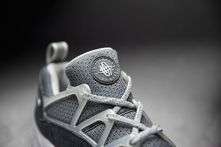 Footpatrol Nike Huarache Light Concrete 008
