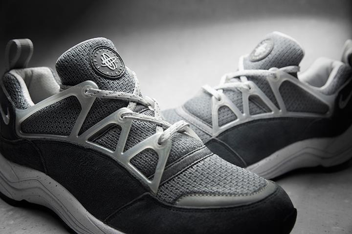 Footpatrol Nike Huarache Light Concrete 011
