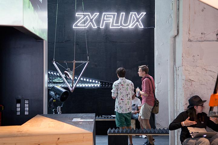 adidas Originals mi zx flux launch Berlin The Daily Street 026
