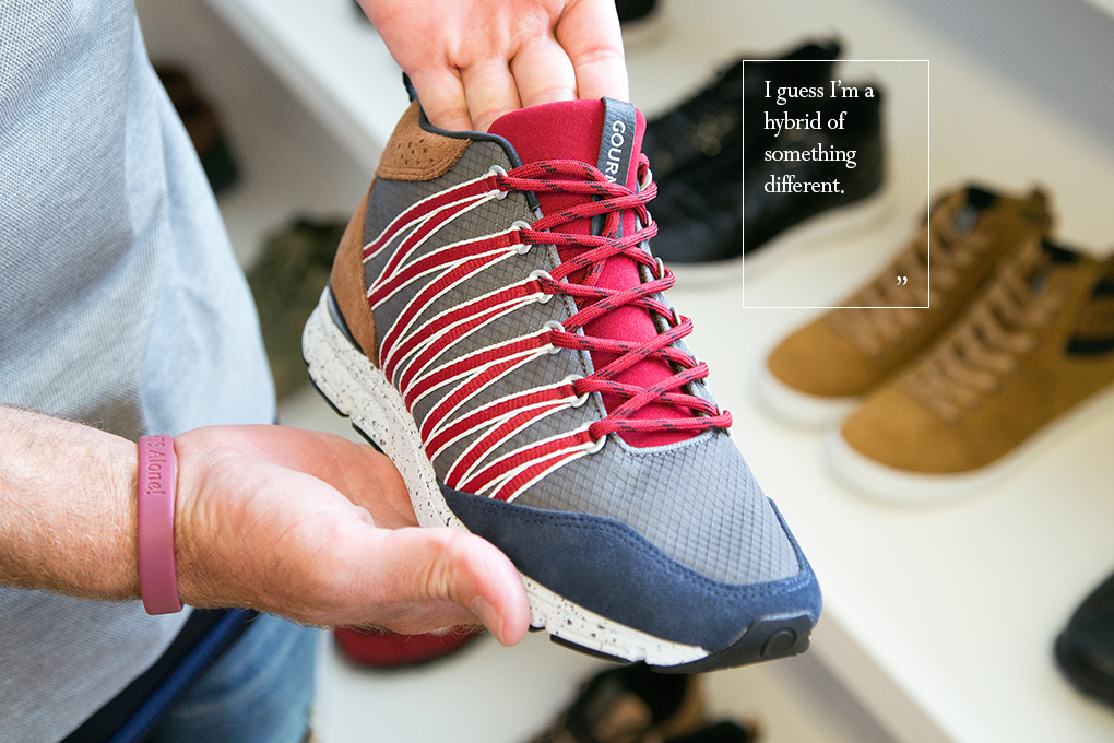 Interview Greg Lucci talks about foundations future Gourmet Footwear The Daily Street 003