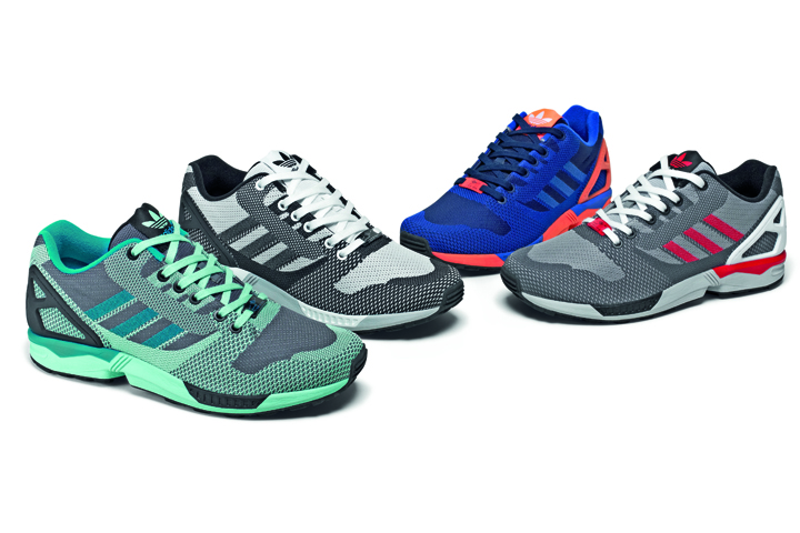 watch 622ce 90039 adidas Originals ZX Flux 8000 weave pack