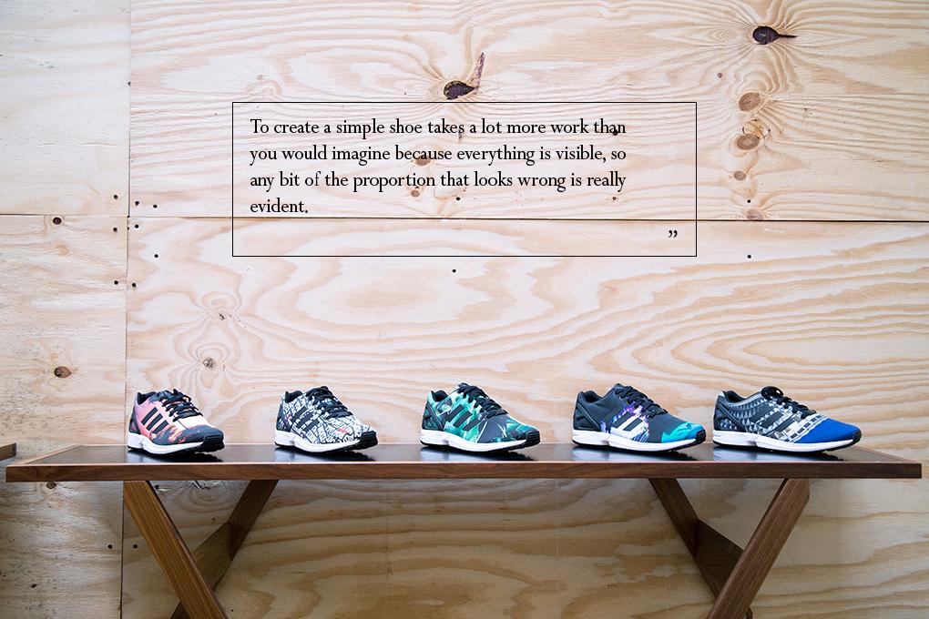 adidas Originals ZX Flux designer interview Sam Handy Torben Schumacher The Daily Street 003
