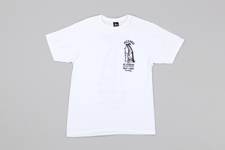 Gasius Stüssy pizza capsule collection 013