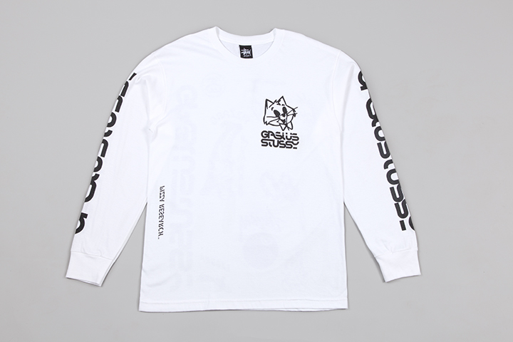 Gasius Stüssy pizza capsule collection 020