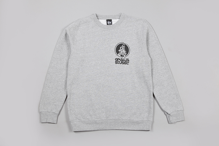 Gasius Stüssy pizza capsule collection 023