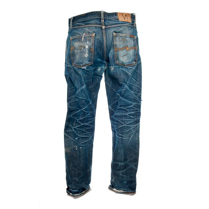 Nudie Jeans Grim Tim Stone Mason Replica 004