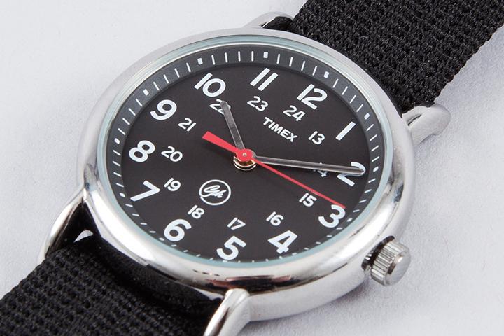Goodhood Timex Weekender watch 01