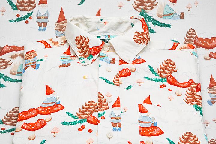 END Gitman Vintage Winter 2014 Christmas collection 01