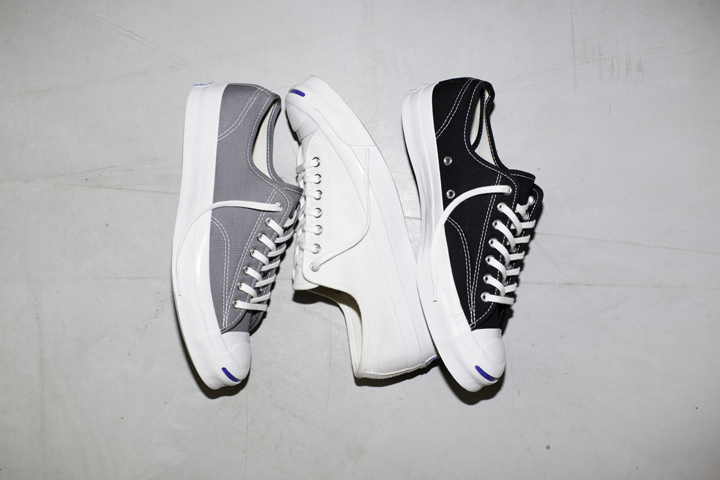 f24f3ced765c Converse revitalise a classic with the Jack Purcell Signature