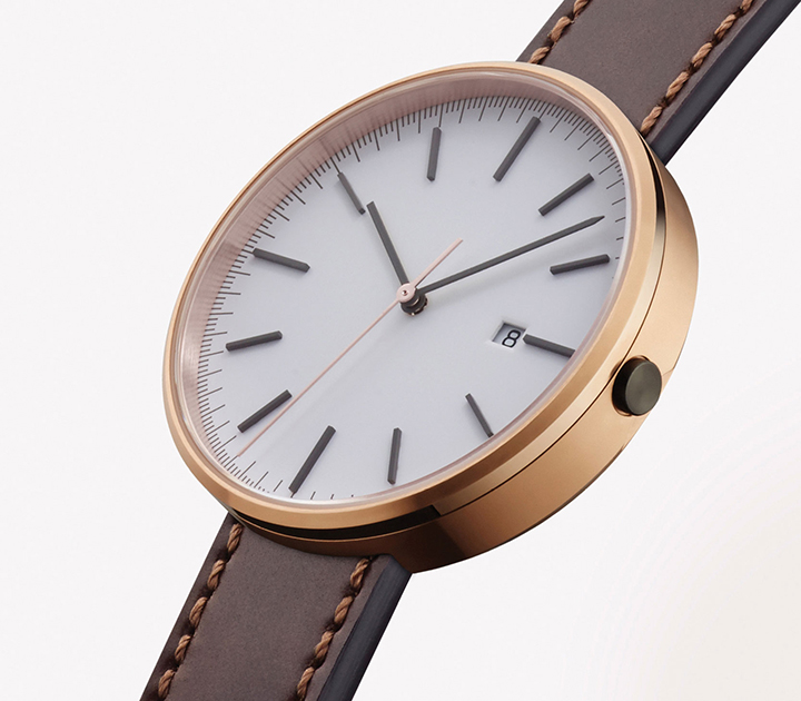 Uniform Wares Rose Gold collection 04