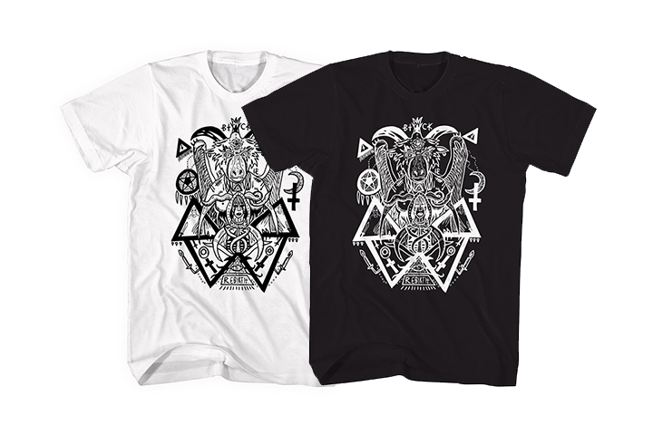 Rebel Yuth Black Scale Devils Rebirth tee 01