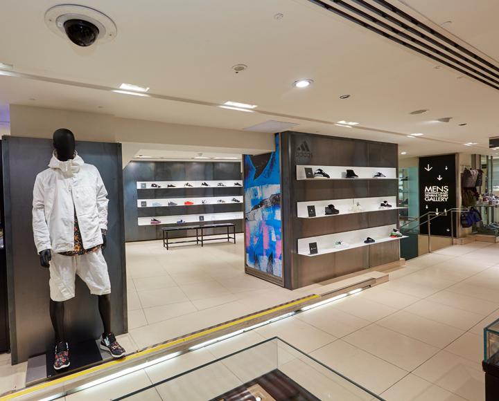 adidas Harvey Nichols store 02