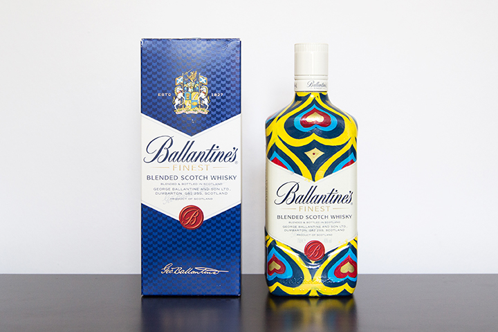 Competition-Ballantines-Insa-hand-painted-bottle-The-Daily-Street-4