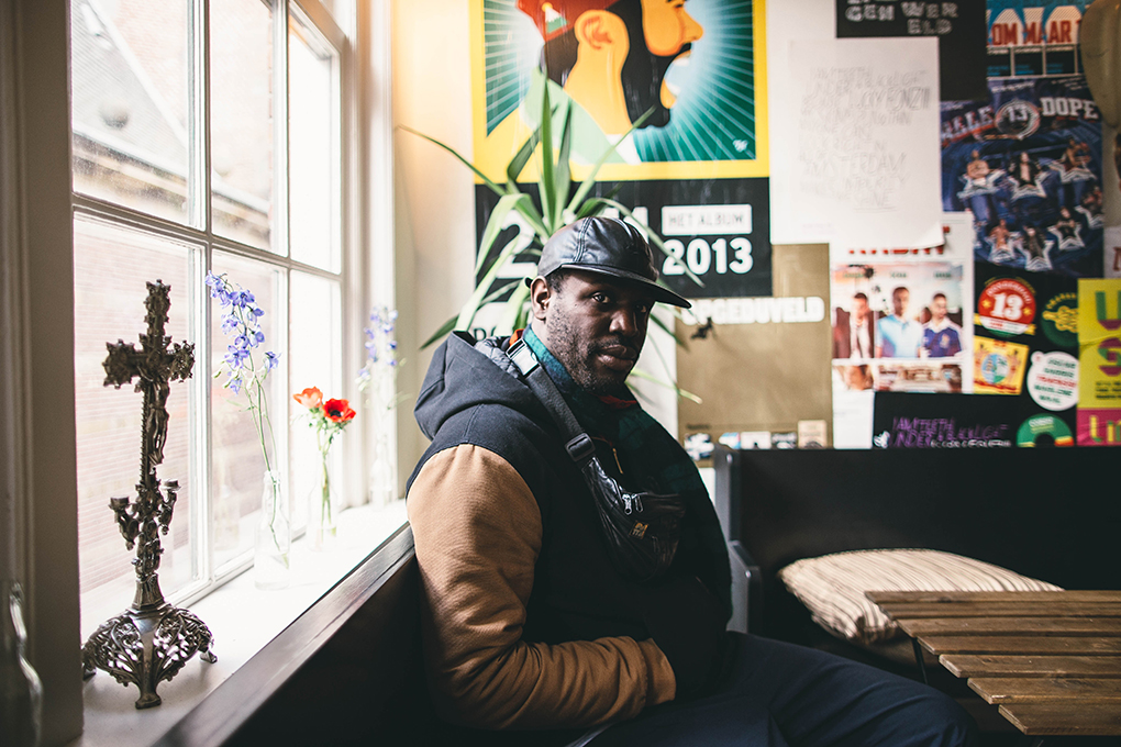 Interview Gee Patta building brand importance being real The Daily Street Emmanuel Cole 01