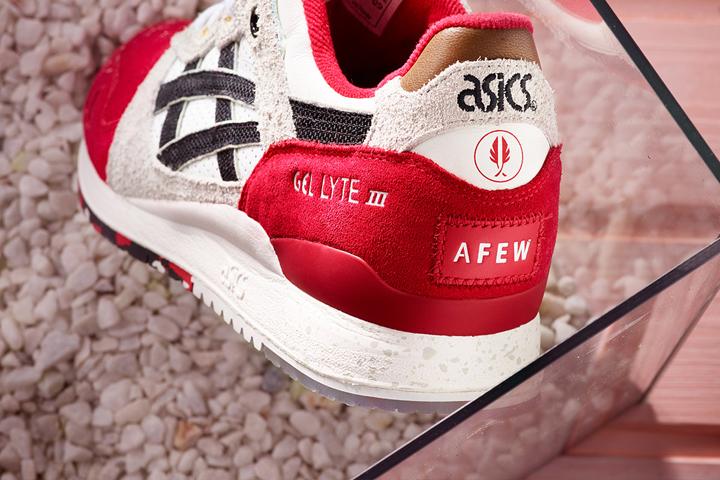 AFEW asics Gel Lyte III 25th anniversary Koi Klub 05