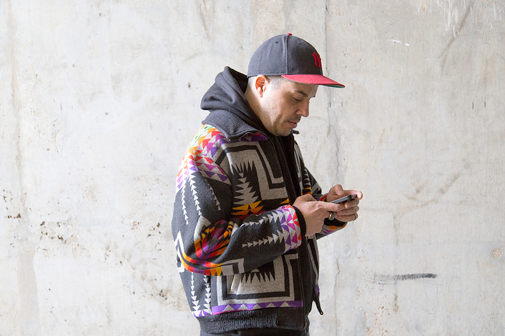 Interview Jesse ALIFE London New York how ALIFE survived The Daily Street 03