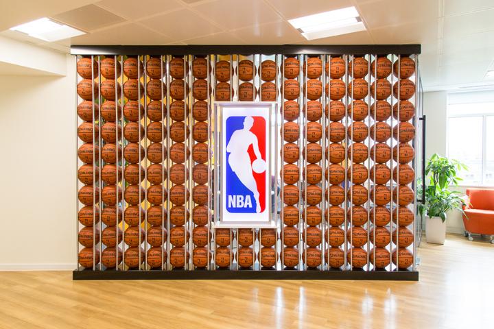 NBA Europe head quarters London The Daily Street 02