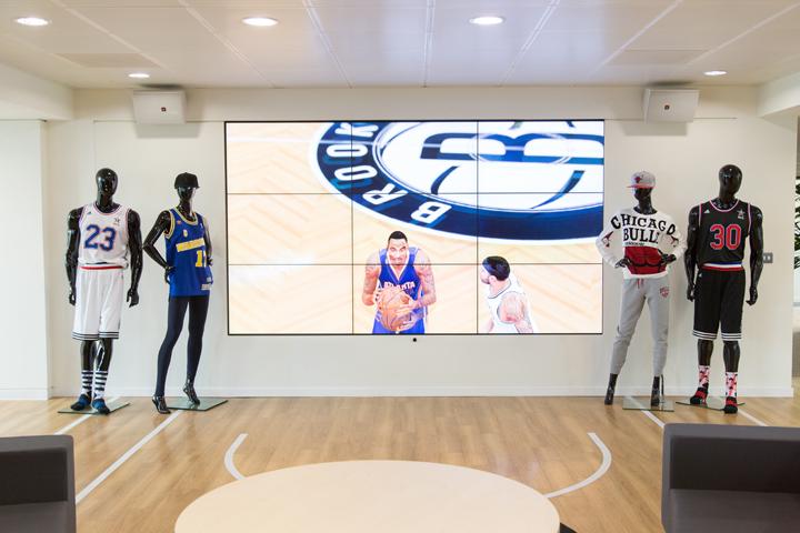 NBA Europe head quarters London The Daily Street 13