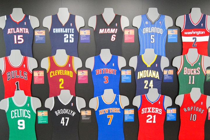 NBA Europe head quarters London The Daily Street 18
