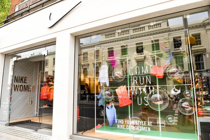 Nike first womens store europe kings road london 02