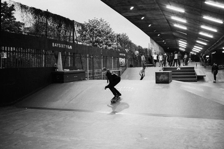 Primitive skateboards London demo BaySixyty6 The Daily Street 33